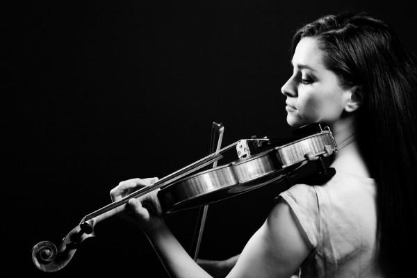 Maestro violinist